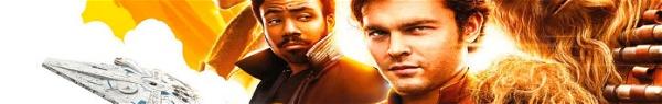 SAIU! Solo: Uma História Star Wars tem seu primeiro trailer oficial