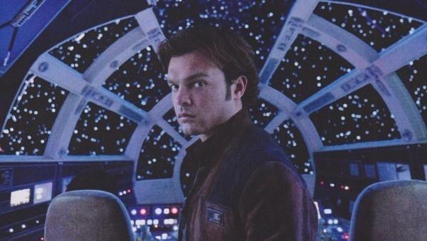 Teaser mostra Han Solo conhecendo Chewbacca em novo filme