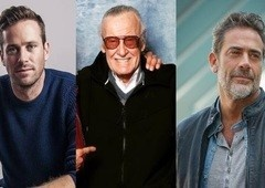 Stan Lee: Armie Hammer critica homenagens e Jeffrey Dean Morgan responde!