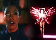 Teoria: Quem é o enigmático Anjo Vermelho em Star Trek Discovery?
