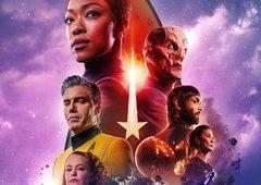 Star Trek: Discovery - Pôsteres trazem personagens (incluindo Spock!)