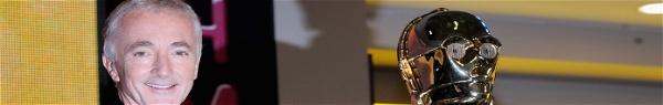 Star Wars | Anthony Daniels, ator de C-3PO, publica novas mensagens misteriosas