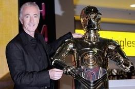 Star Wars   Ator de C-3PO volta a postar mensagens misteriosas
