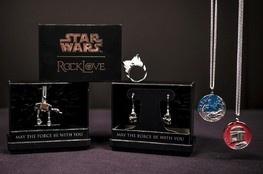 Star Wars ganhará coleção de joias incrível na SDCC 2019