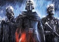 Star Wars IX | Arte promocional revela detalhes dos Cavaleiros de Ren