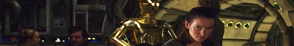 Star Wars IX | Primeiro teaser ABALA A GALÁXIA!