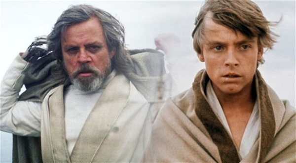 Luke Skywalker Mark