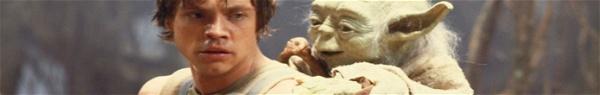Star Wars: Os Últimos Jedi - Mark Hamill se emociona ao ver Yoda em novo vídeo de bastidores