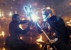 Star Wars: Os Últimos Jedi - Phasma tem final alternativo em cena deletada