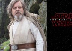 O que significa o título vermelho de Star Wars: The Last Jedi?