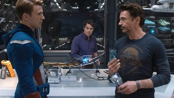Steve Rogers e Tony Stark