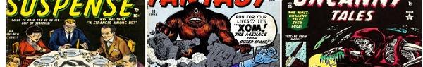 Steven Paul compra acervo da Atlas Comics e planeja série de filmes!