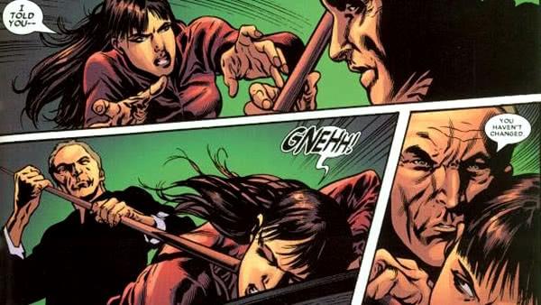Stick e Elektra