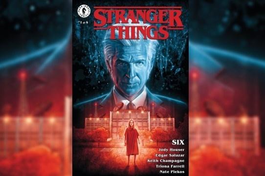 Stranger Things   Trailer dos quadrinhos apresenta novo personagem!