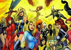 As 16 super-heroínas mais poderosas da Marvel