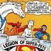 Super Pets: Super heróis animais da DC vão ganhar filme animado