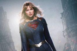 Supergirl ganha prêmio de melhor série de super-heróis!