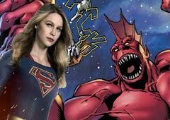 Supergirl: (SPOILER) vai fazer parte da série!