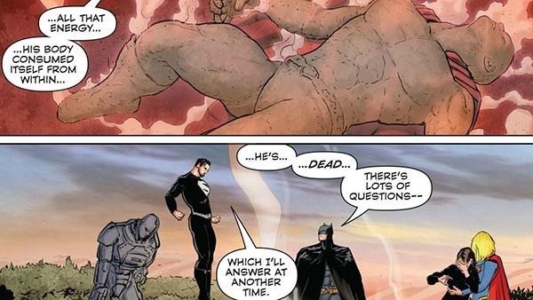 morte do Superman