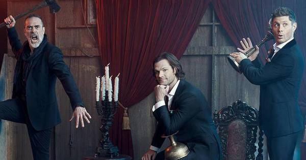 Supernatural: Fotos e novos detalhes do episódio 300 da série! - Aficionados