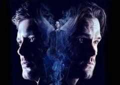 Supernatural   Jensen Ackles divulga foto dos bastidores da última temporada