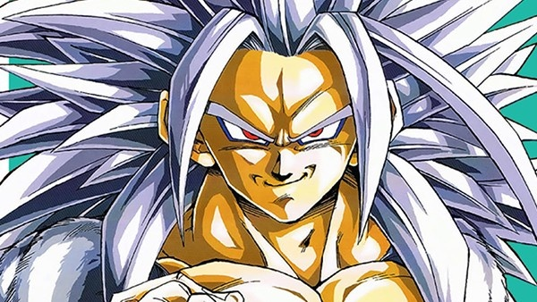 Assista Video Mostra Goku Se Transformando Em Super Saiyajin 5