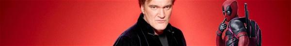 Tarantino pode dirigir sequência de Deadpool