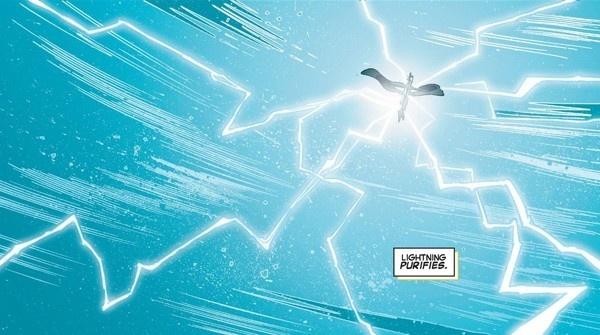 os poderes de Tempestade