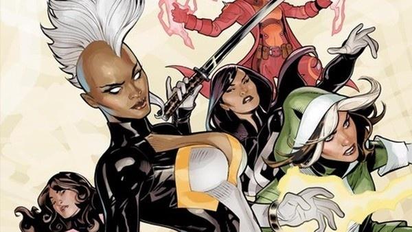 Tempestade e X-Men