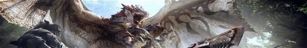 TGS 2017: Monster Hunter World ganha data de lançamento!