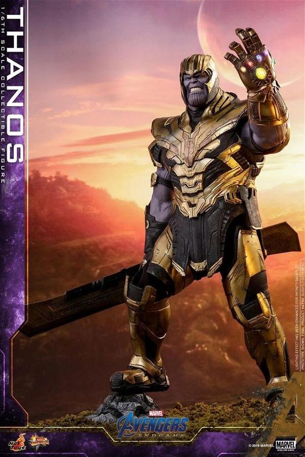 Thanos pistola