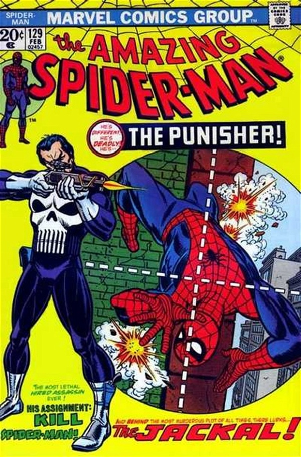 The Amazing Spider-Man #129