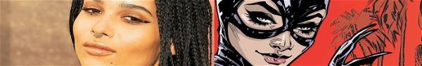 The Batman | Zoë Kravitz é escalada para viver Mulher-Gato!