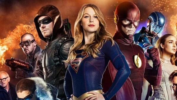 Arrow, Supergirl e Flash