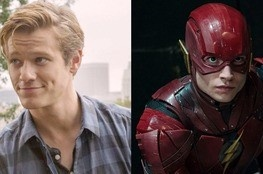 The Flash | Lucas Till pode substituir Ezra Miller (Rumor)