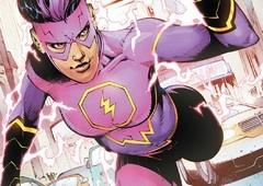 The Flash: quem é a velocista que (SPOILER) está treinando?