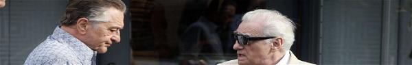 The Irishman | Novo longa de Scorsese ganha duas novas imagens!