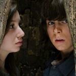The Walking Dead: atriz fala da cena do beijo entre Carl e Enid
