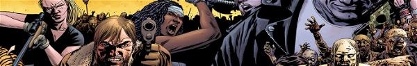 The Walking Dead   Autor revela como quadrinhos deveriam ter terminado!
