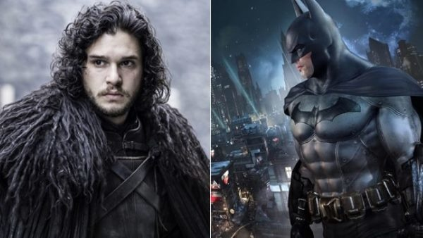 the batmna kit harington
