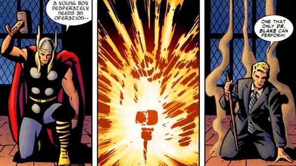 Thor / Donald Blake