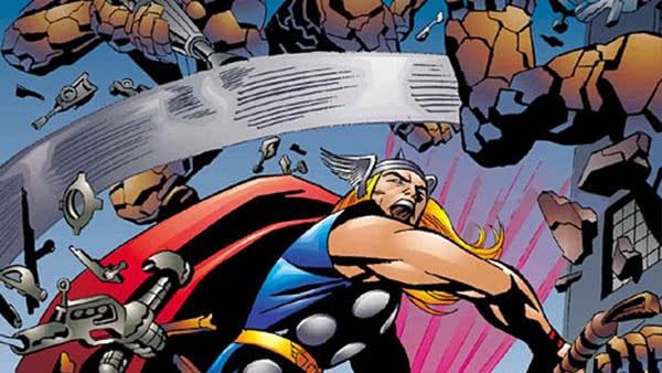 Thor e Kronans