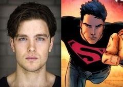 Titãs | Foto do set mostra Joshua Orpin como Superboy!