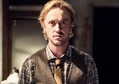 Tom Felton abandona o elenco regular de The Flash!