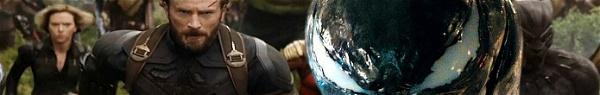 Tom Hardy quer participar em crossover entre Venom e os Vingadores