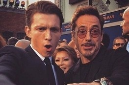 Tom Holland revela o que aprendeu com Robert Downey Jr.