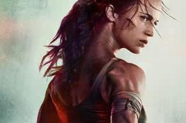 Tomb Raider: Liberado o primeiro trailer do novo filme!