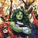 As 13 super-heroínas mais poderosas dos quadrinhos