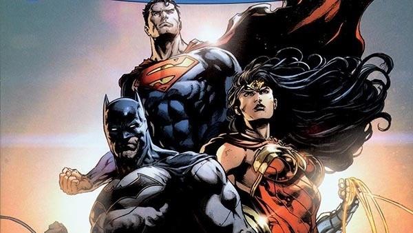 capa de Trinity