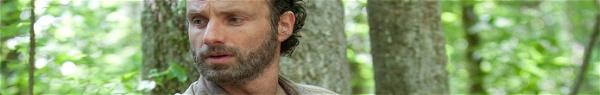 TWD: Rick é destaque em primeira arte promocional da 9º temporada